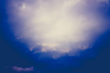 cloudscapes: Dramatic stormy dark sky clouds before rain, filtered natural background.