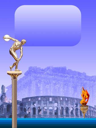 disciplines: Olympic - gegooide disciplines
