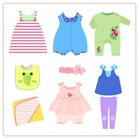 sleeveless: Clothing for children, apron, blankets, legging, dress etc