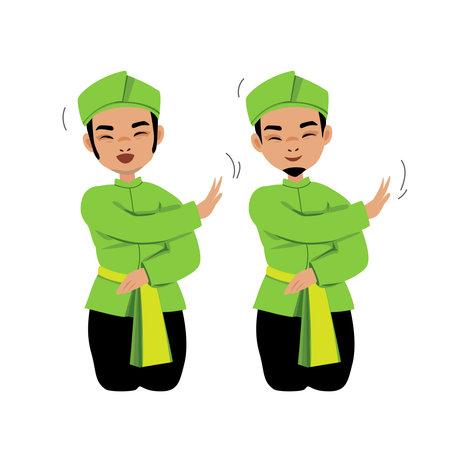 Dikir Hulu - Southern of Thai traditional dance.