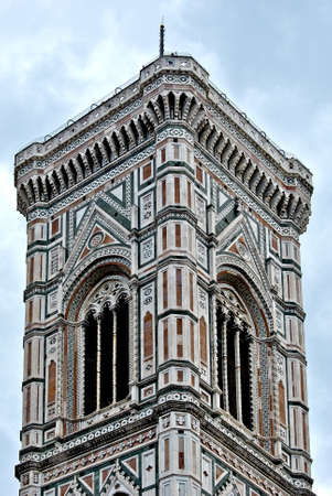 The Tower of the Dome Santa Maria Del Fiore, Florence, Italy
