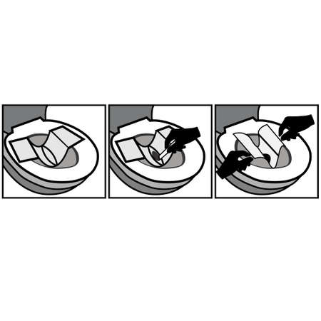 Instructions how to collect a poop sample for lab test