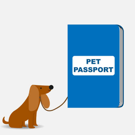 Passport necessary to travel with your pet