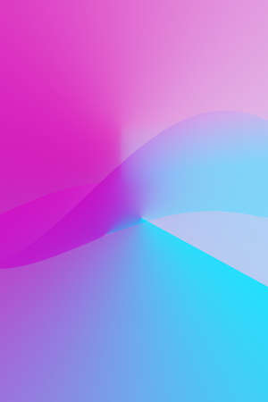 Graphic, wallpaper for your smartfon. Mesh, modern, interface of mobile phone. Multicolored, gradient, screen background. Zdjęcie Seryjne