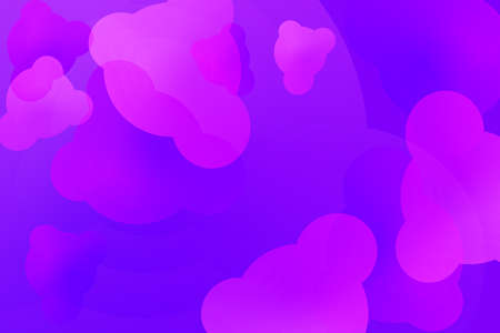 Modern stylish stationery trendy background with deep gradients and vibrant colors.