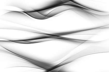 White and black abstract background. Futuristic motion waves design.  版權商用圖片