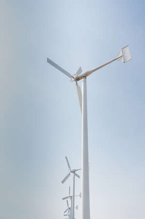 Wind Turbine for Electric