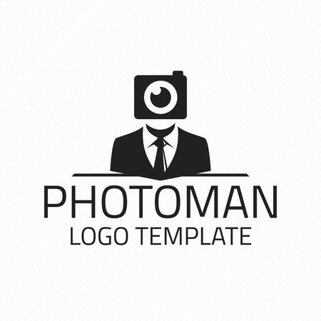 Estremamente Logo Fotografo Foto Royalty Free, Immagini, Immagini E Archivi  UP91