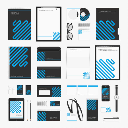 Modern corporate identity template for your business stationery modern corporate identity template for your business stationery template design universal branding design set cheaphphosting Gallery