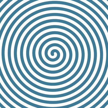 スパイラルの催眠術の背景。