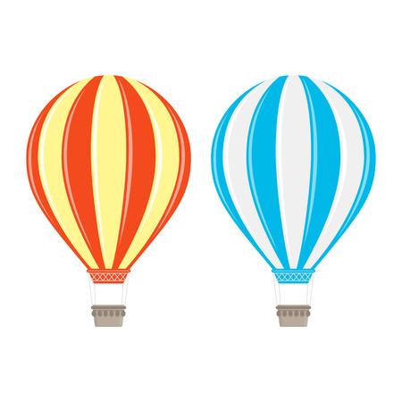 Vector aerostat balloon.
