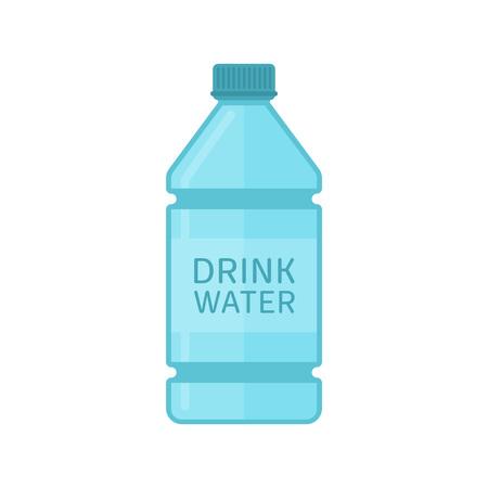 Drink water bottle.