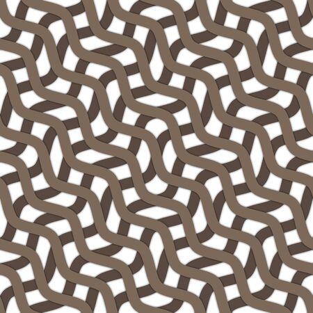 Abstract geometric texture. Stock Illustratie