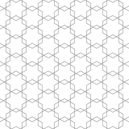 Artistic geometric style background.