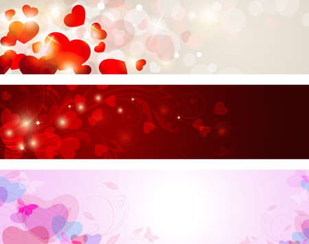 backgrounds with hearts for Valentines day