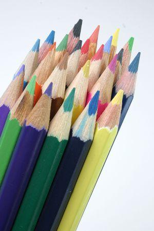 chromatic color: Pencil Stock Photo