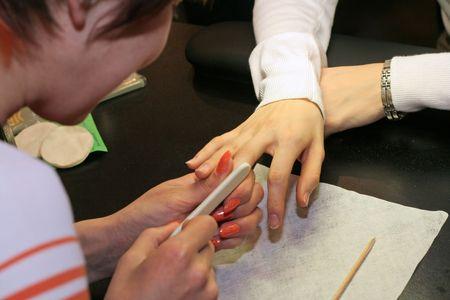 nailart: Manicure