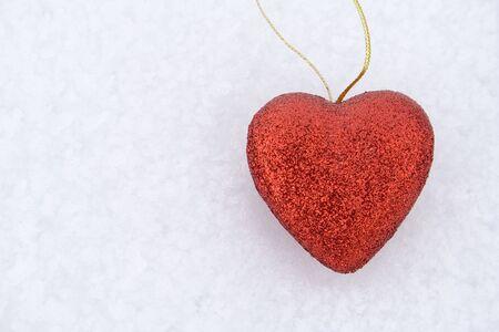 solter�a: Coraz�n en la nieve
