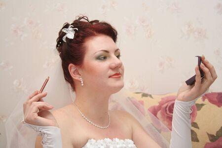 primp: Sposa coloranti labbra