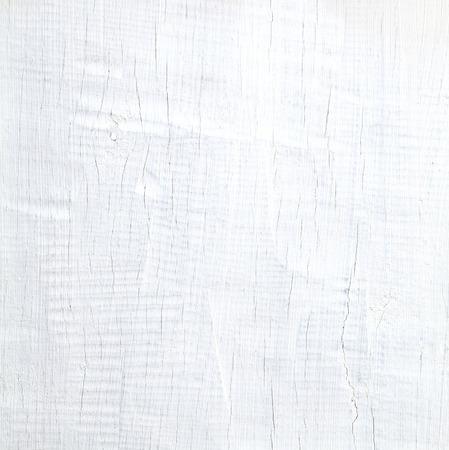 White wooden background texture Stock Photo