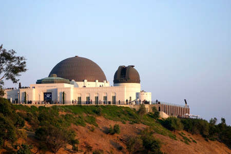 griffith: Griffith Observatory in Griffith Park