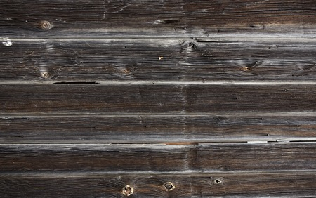 grey wood texture faded in the sun Stock Photo