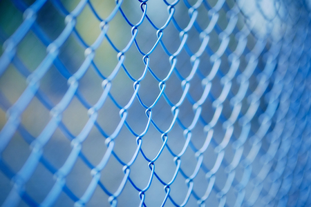 Steel mesh Rabitz Stok Fotoğraf