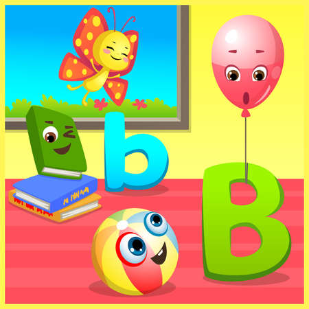 alphabet learning for kids Banco de Imagens - 152525069