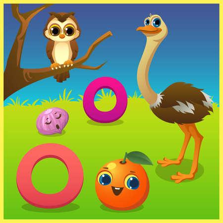 alphabet learning for kids Banco de Imagens - 152524866