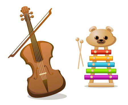 musical instruments for playing music
