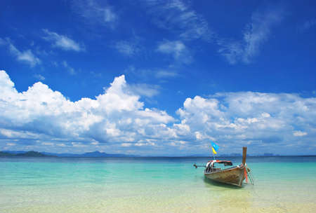 Kradan island in Krabi thailand  Stock Photo