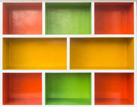 multi colors: form square multi colors background