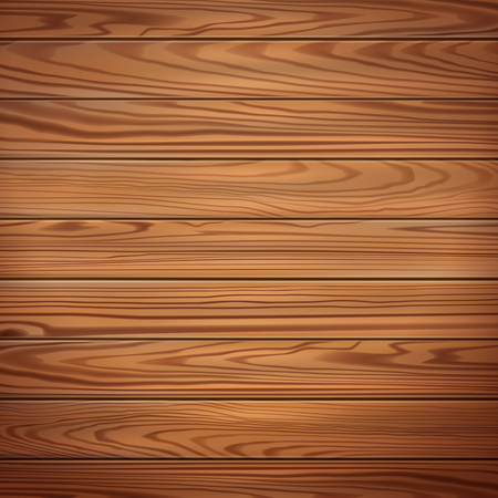 table surface: Realistic wooden texture . Vector wooden planks . Wooden surface . Wooden table . Wooden illustration . Wooden parquet . Wooden illustration . Wooden background .Abstract vector texture
