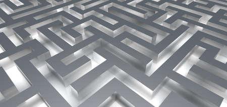 entrance: Entrance into the glow maze