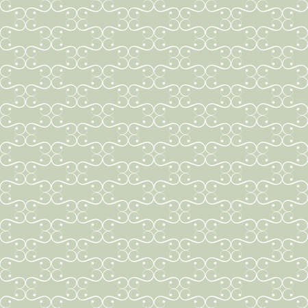 Vintage wallpaper seamless abstract background Vector