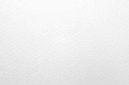 plech: Bílý akvarel papír vector texture Prázdná stránka