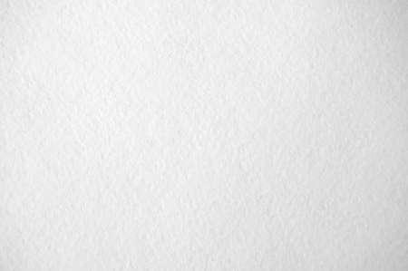 Beyaz suluboya kağıt vektör doku. Boş sayfa
