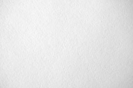 white textured paper: White watercolor paper vector texture. Blank page