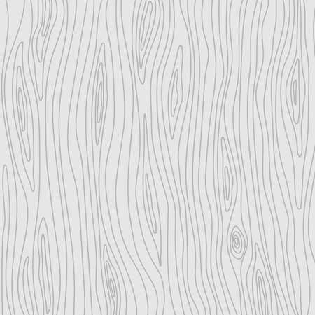Wooden texture background. Vector light grey background