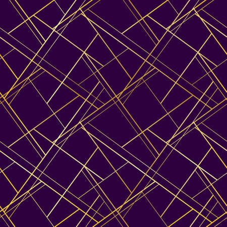 Luxury seamless pattern. Vector wrapping paper