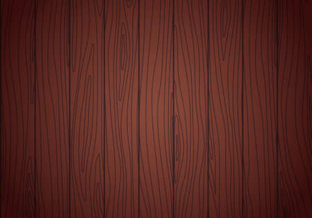 Redwood texture. Vector wenge wood background
