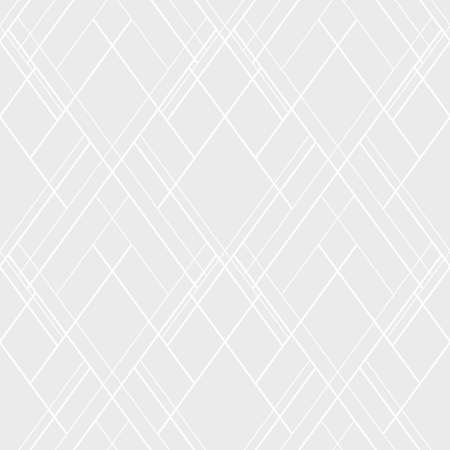 Vector hatch seamless pattern. Light grey monochrome background, Web layout, wallpaper design  イラスト・ベクター素材