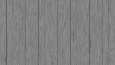 Gray wooden vertical planks. Vector textured background. For flat lay design
