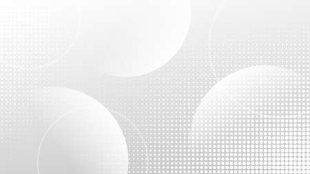 Abstract monochrome background. Vector minimal light gray backdrop for presentations, banners, websites