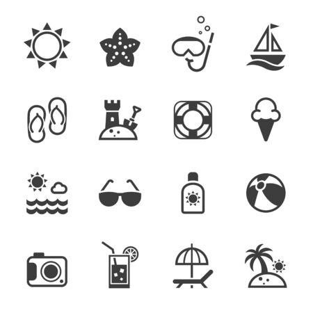 Summer icos.