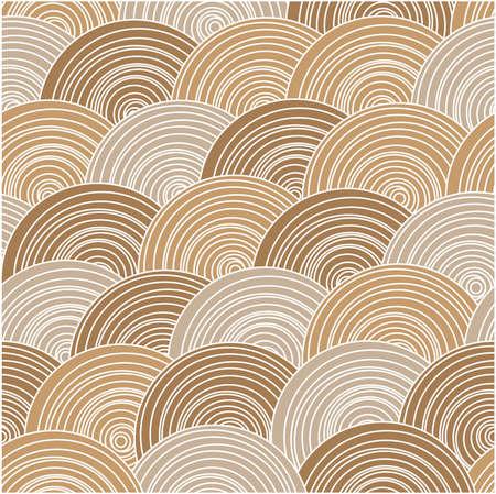 colores calidos: Vector sin fisuras textura abstracta pattern.Endless en colores c�lidos.