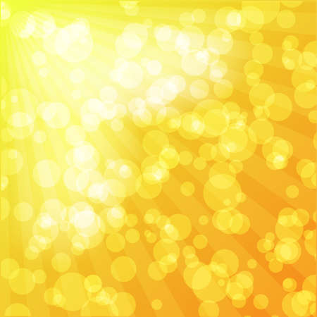 Sunny background.Vector eps10  Vector
