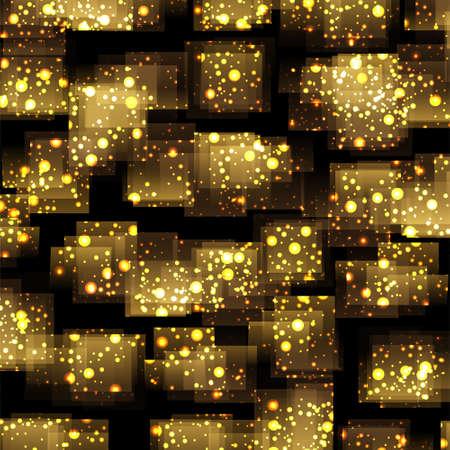Abstracte achtergrond met lights.Vector eps 10 Vector Illustratie