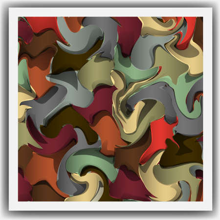 Artistic abstract background for design.Vector eps10 Vector