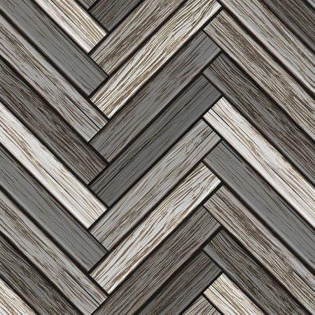 Background of wooden parquet.Vector eps10 Stock Vector - 13436086